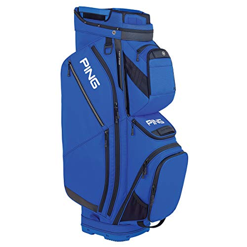 Collection Ping Hommes Golf Pioneer Panier Sac - Royal