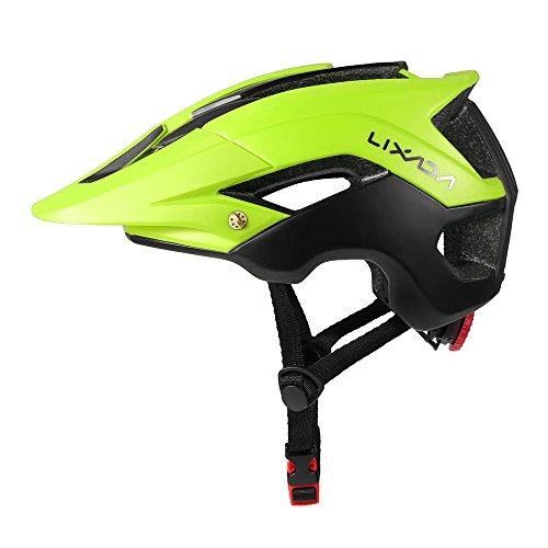 Lixada ultra-lightweight Mountain Bike Cycling Bicycle Helmet Sports Safety Protective Helmet 13 Vents