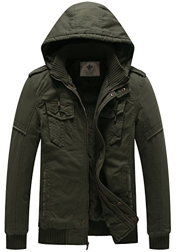 Men's Military Outerwear