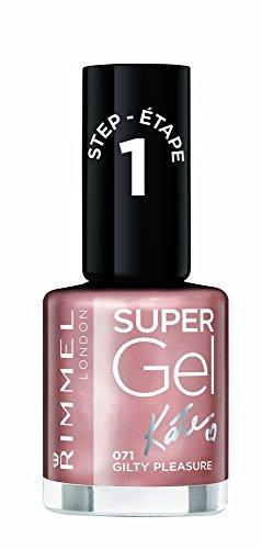 Rimmel London Kate 15year Collection Supergel nail polish, Gilty Pleasure, 12ml