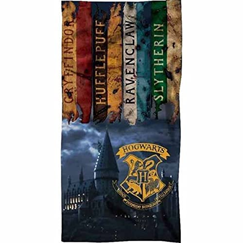 Toalla de baño de Harry Potter Edwige 140 x 70 cm
