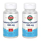 Gamma Oryzanol 100 mg - Salvado de Arroz - (Pack 2 u. 200 comp.)...