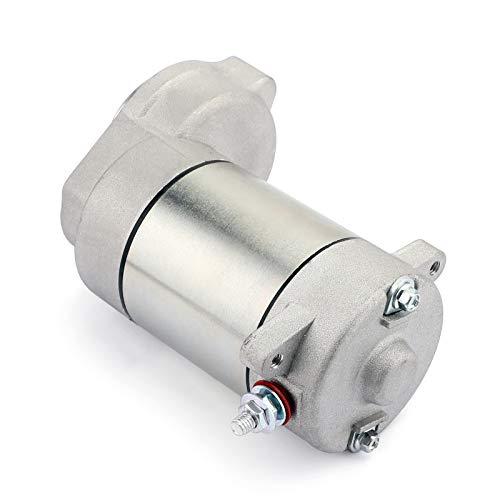 Artudatech Motor de arranque eléctrico de motocicleta de 12 V ATV Motor de arranque para Polaris Trail Blazer 250 400 244 cc 3085393 3084403