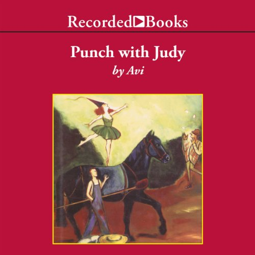 Punch with Judy cover art