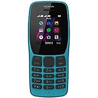 Nokia 110 Blue Dual Sim. Versión Internacional