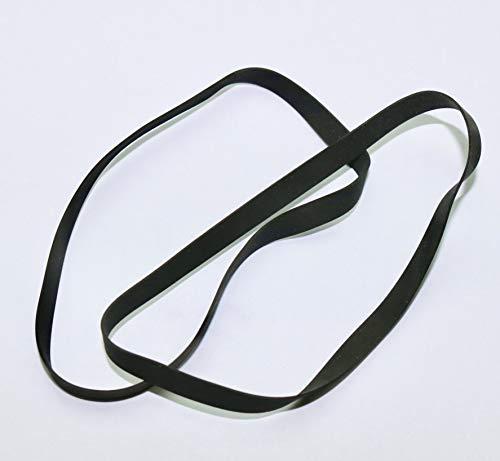 EG-BIANSU, 4 Stück, Durchmesser: 78–96 mm, Dicke: 0,6 mm, Breite: 5 mm, Kartensitz, Audio, flach, Gummiriemen, 86x0.6x5mm