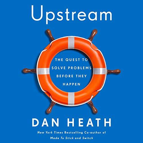 Upstream audiobook cover art