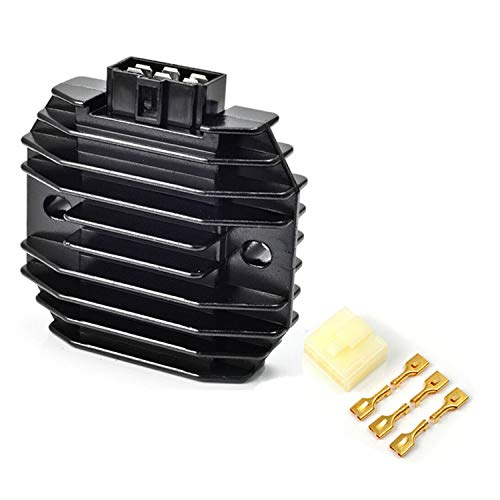 12V 21066-1089 21066-0027 SH650A-12 Spannungsregler Gleichrichter für Kawasak i Ninja Lakota Bayou Vulcan EX250 GPX600R KEF300 KL650 KLF300 KLR650 KLX250S GPZ600R VN750 VN1500 ZL600 ZX-6 ZR-7 ZX600