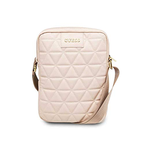 Guess Tablet Bag Quilted PU - Pink
