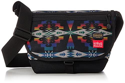[マンハッタンポーテージ] 正規品【公式】メッセンジャーバッグ Casual Messenger Bag JR Pendleton ブラック