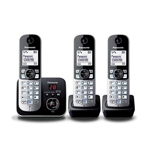 Telefono Inalambrico Panasonic KX-TG6823MEB
