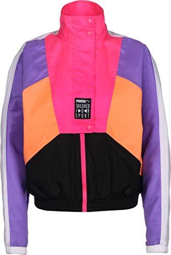 PUMA Damen Tailored for Sport Nylonjacke bunt XS