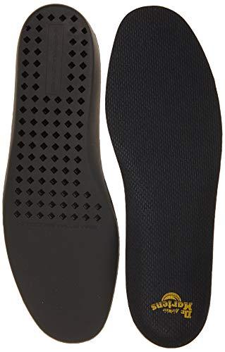 Dr. Martens Comfort Insole Shoe Accessory, black, 6 US Men's, 7 US Women's.