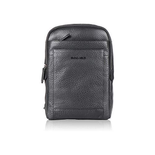 POLICE Jumbo Cross Strap Backpack-Black (PT2422435_4-1)