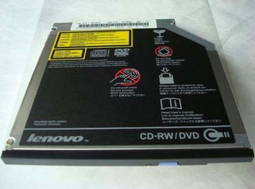 IBM ThinkPad CD-RW/DVD-ROM Combo II UltraBay Slim Drive T40 T41 T42 T43 39T2505