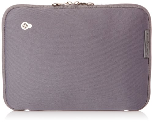 Samsonite Packing Organiser Travel Accessories Laptop Sleeve 10.2-inch, Grey 49036 1408