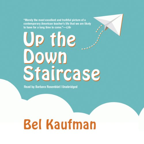 Up the Down Staircase audiobook cover art