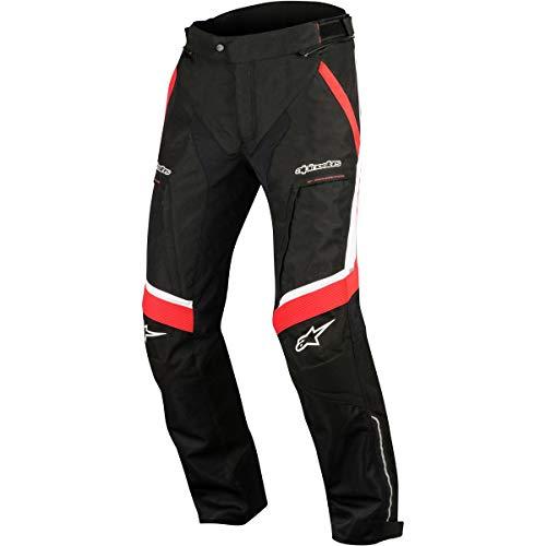 Alpinestars–Pantalón de Motorista ramjund Air Pants Negro Rojo Blanco–M