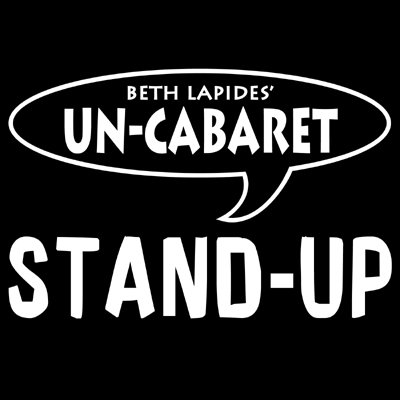 Un-Cabaret Stand-Up audiobook cover art