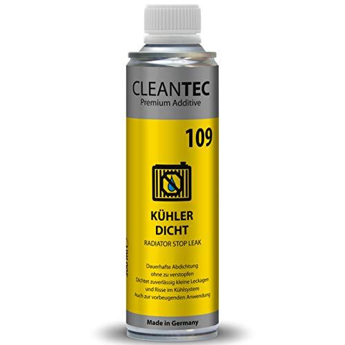 CleanTEC Kühlerdicht Additiv dichtet schnell Lecks schützt und schmiert 109 300ml