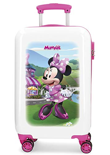 Disney Minnie 4691472 Equipaje Infantil, 55 cm, 33 litros
