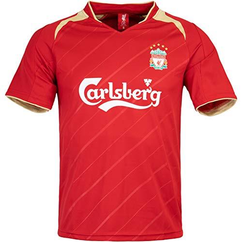 FC Liverpool Retro Trikot 05/06 (S, red)