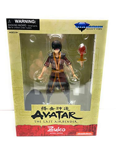 Avatar The Last Airbender Aang Action Figure (Avatar The Last Airbender Zuko Action Figure)