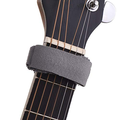 Gitarren-Fretwraps Saiten Dämpfer Fretboard Dämpfer für 7-saitige Akustikgitarren Bass