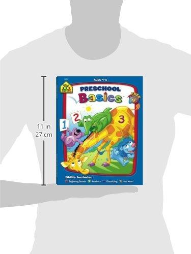 Preschool Basics P Ages 3-5 7