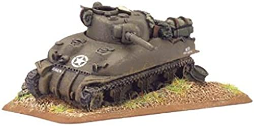 tiempo libre USA  Destroyed M4A1 Sherman by by by Battlefront Miniatures  venta directa de fábrica