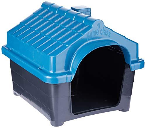 Casinha Home Class N. 01, Azul Tudo Pet para Cães