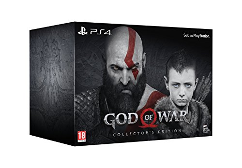 God of War - Collector's - PlayStation 4