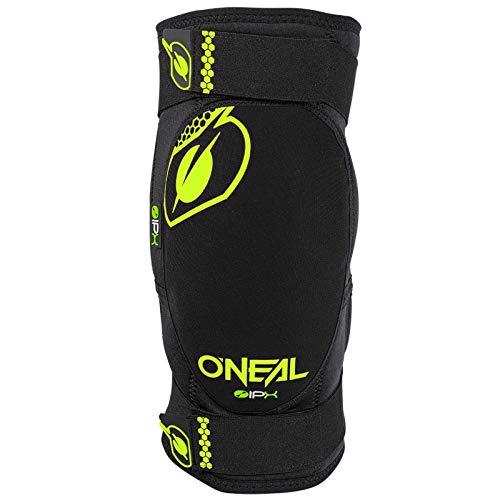 O'NEAL Dirt Knee Guard Knieschoner schwarz/gelb Oneal: Größe: L