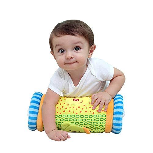 Baby Krabbeln Kissen, Baby Roller Kissen, Neugeborenen Bauch Zeit Kissen multifunktionale Baby Krabbeln Roll Puzzle Fitness Klettern Aktivität Spielzeug für Kinder im Alter von 0-2 Jahren altes Baby
