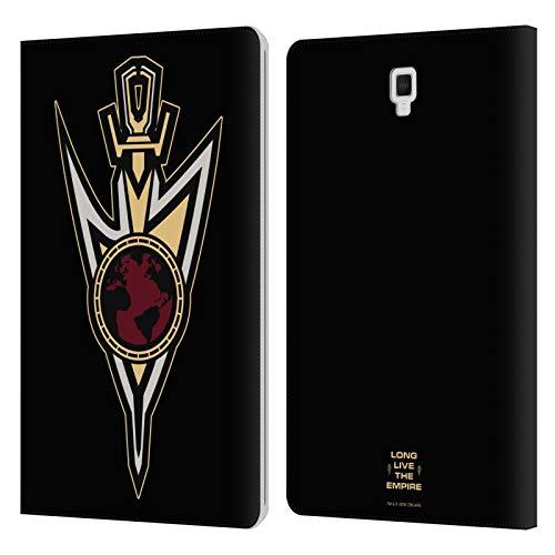 Head Case Designs sous Licence Officielle Star Trek Discovery Terran Empire Badge Mirror Universe Coque en Cuir à Portefeuille Compatible avec Galaxy Tab S4 10.5 (2018)