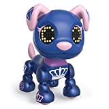 Zoomer Zupps Royal Pups, King Retriever, Litter 4 - Interactive Puppy with Lights, Sounds and Sensors
