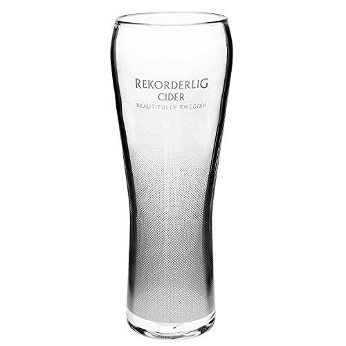 rekordelig Cider Pint Glas–aus-Stil (1Glas)