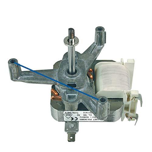 Horno de aire caliente Ventilador 24–28W 220–240V Electrolux 357011410
