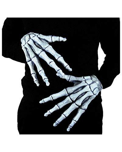 Horror-Shop Ghosts mains gants