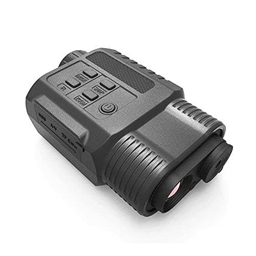 BEIHUAN Digital Night Vision Monocular Scope Image HD Infrared IR Camera with 8G TF Card for Hunting and Wildlife The Best Gift for Father's Day