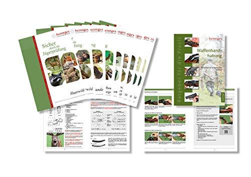 Grundausstattung Jagd - Heintges - Sicher durch die Jägerprüfung