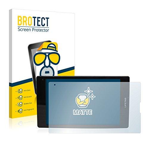 BROTECT 2X Entspiegelungs-Schutzfolie kompatibel mit Medion Lifetab S8311 (MD98983) Bildschirmschutz-Folie Matt, Anti-Reflex, Anti-Fingerprint