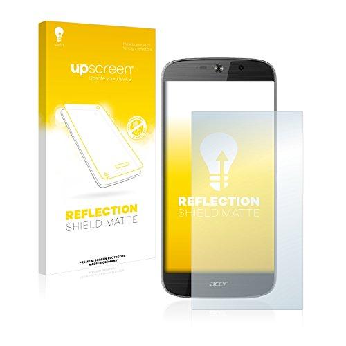 upscreen Entspiegelungs-Schutzfolie kompatibel mit Acer Liquid Jade Primo – Anti-Reflex Bildschirmschutz-Folie Matt