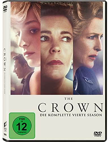 The Crown - Die komplette vierte Season [4 DVDs]