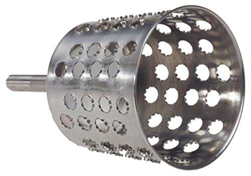 G S D Haushaltsgeräte, Tamburo per grattugia in Acciaio Inox