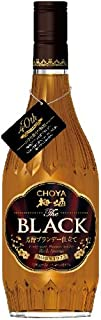 The CHOYA BLACK [ 720mlx6本 ]