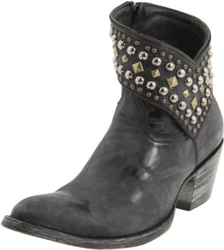 Old Gringo Women's Minibelinda Western Boot, Black, 8 B US