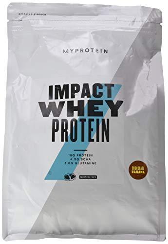 Myprotein Impact Whey Protein Chocolate Banana 1000g