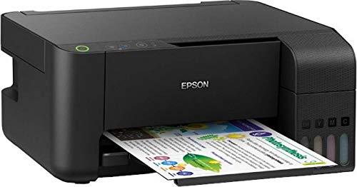 Epson EcoTank L3150 Wi-Fi All-in-One Ink Tank Printer (Black)