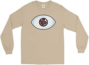 Bad Bunny Apparel El Ojo Long Sleeve Shirt